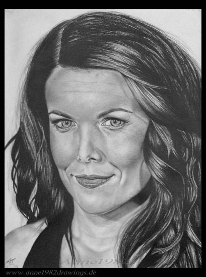 Lauren Graham by Anne1982